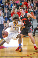 West vs Muskego Boys Basketball March 12, 2016
