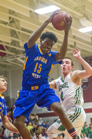 West vs Memorial boys basketball March 10, 2016