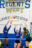 West vs Janesville Parker October 6, 2016